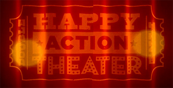 Double Fine's Happy Action Theater out next month
