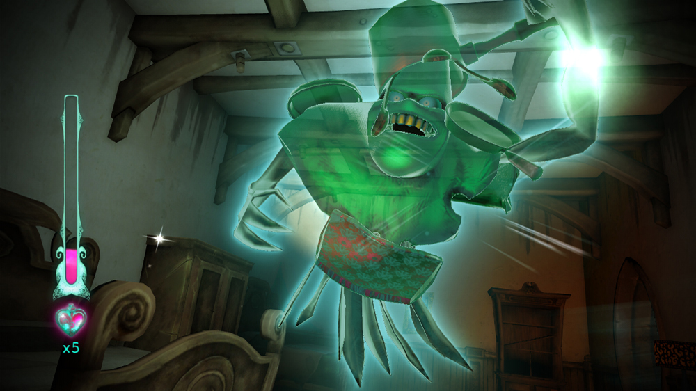 Kinect title Haunt to launch on January 18