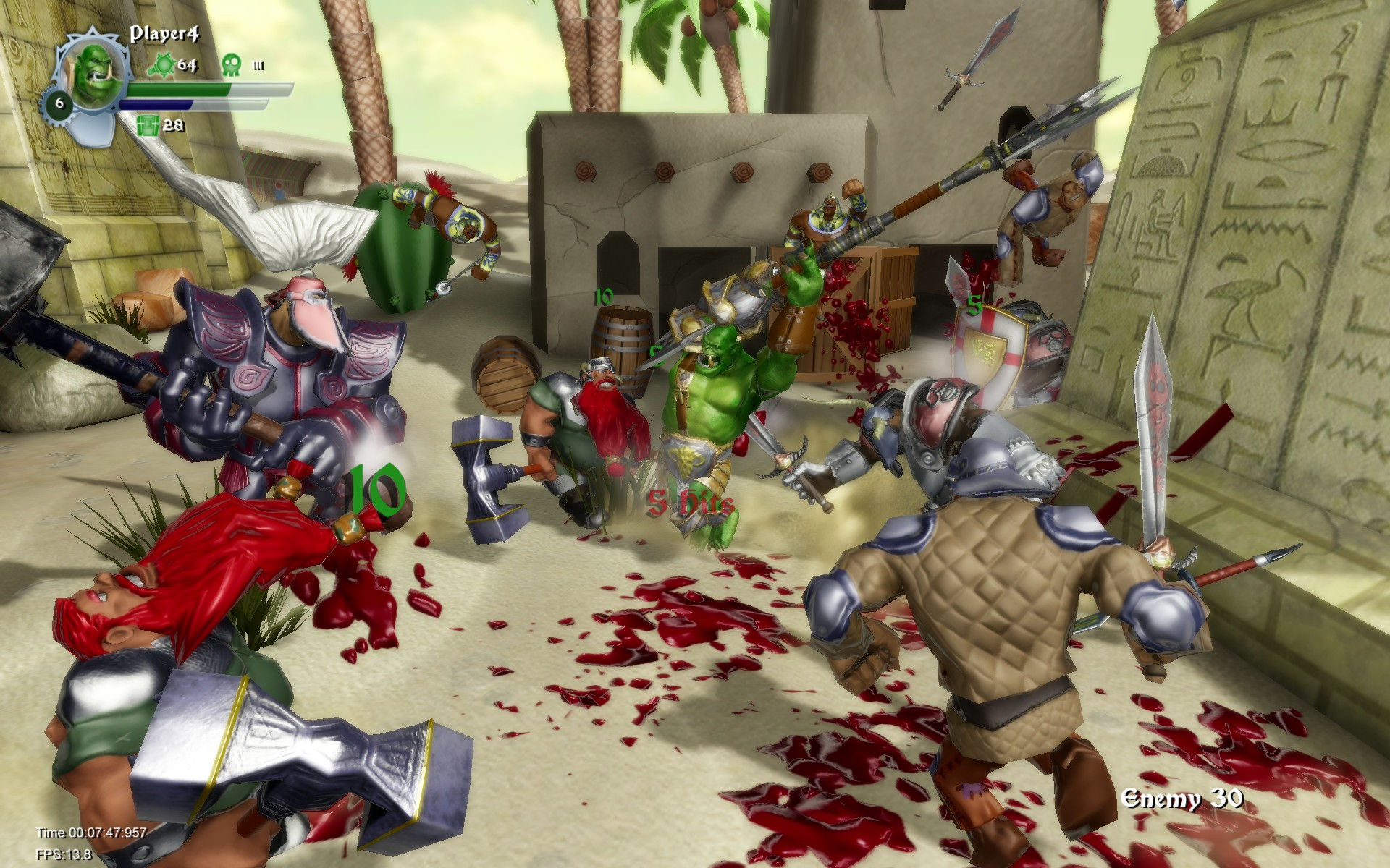 Casual Brothers set to bring Orc Attack to XBLA later this year