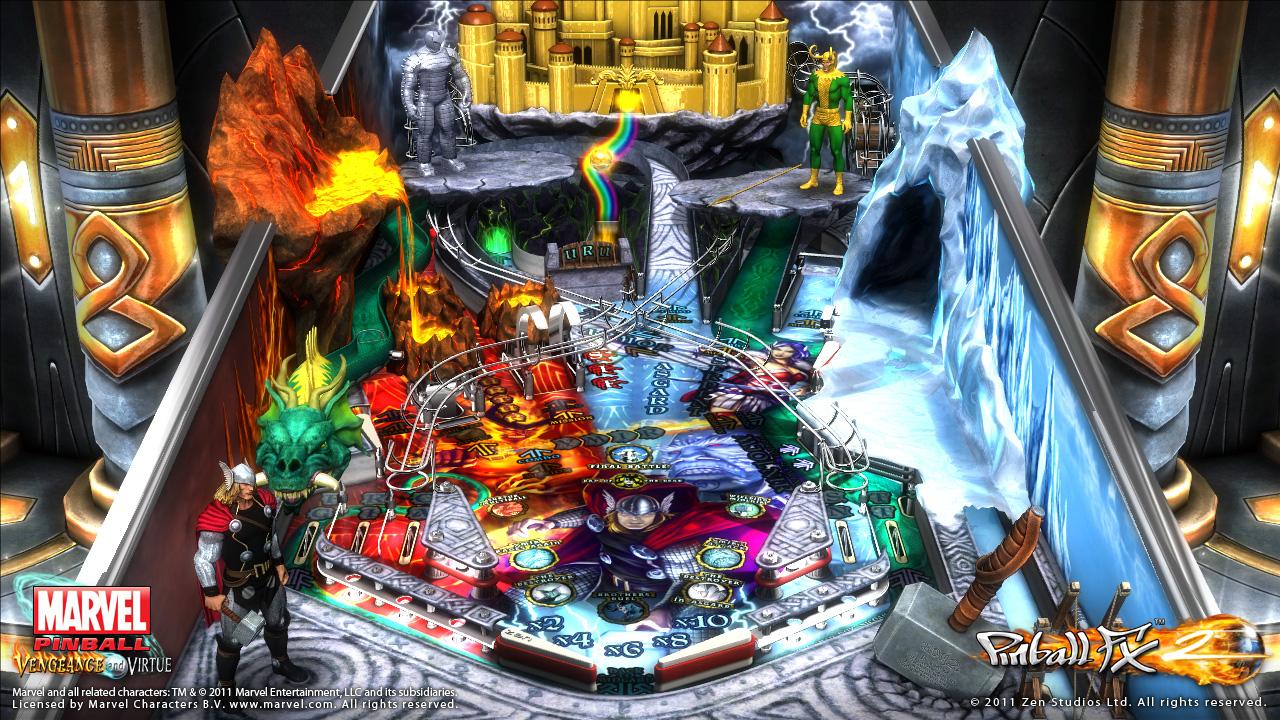 Zen Studios announce Thornament 2012