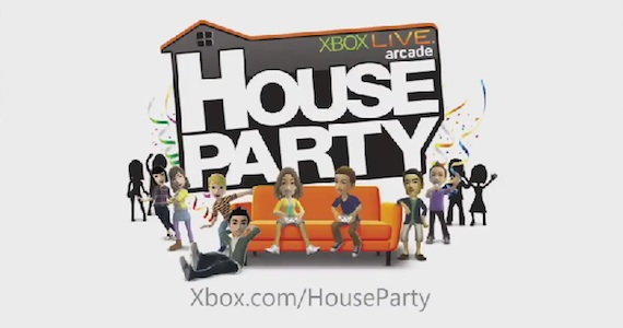 A crisp 800 MSP to anyone who buys all the House Party games