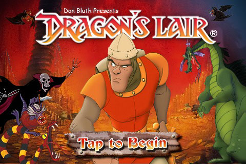 Dragon's Lair may be heading to XBLA