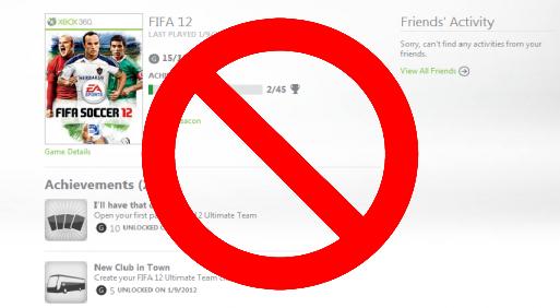 Mini-Editorial: Ending the FIFA 12 hacks