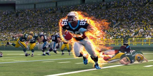 NFL Blitz only in North America