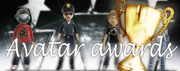 Avatar Awards: Week of 3/11