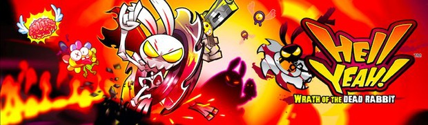 Sega and Arkedo officially unveil Hell Yeah! Wrath of the Dead Rabbit