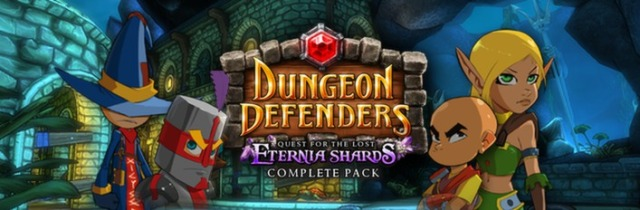 Dungeon Defenders DLC and update submitted to Microsoft