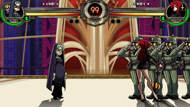 Double trouble for Skullgirls with final character reveal