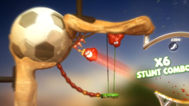 XBLA to get an exclusive splattering this spring