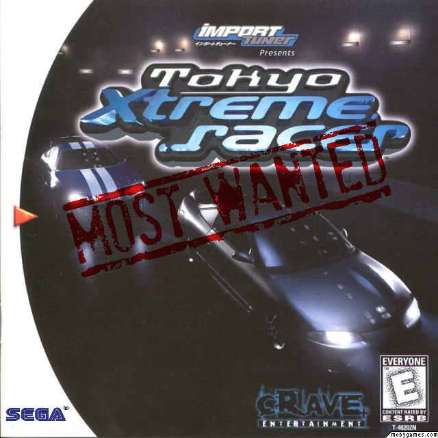 XBLA's Most Wanted: Tokyo Xtreme Racer