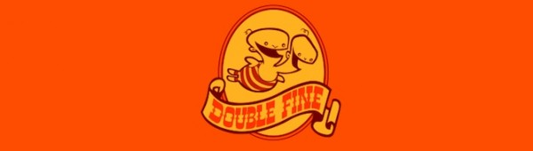 Double Fine's new project funded exclusively through Kickstarter
