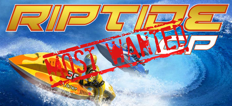XBLA's Most Wanted: Riptide GP