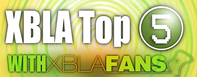 Friday Top Five: Top Five Platformers