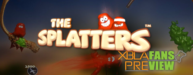 The Splatters: the most fun you'll ever have with gooey creatures