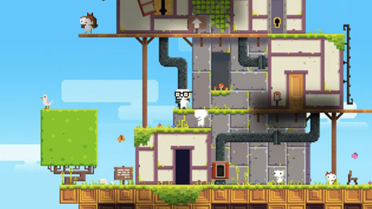 Phil Fish on XBLA and Fez's release