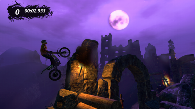 Trials Evolution's track editor is reason enough for everyone to own it