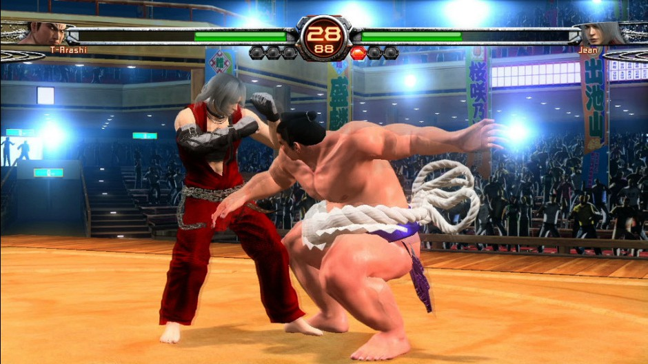 Virtua Fighter 5: Final Showdown screens showcase new characters