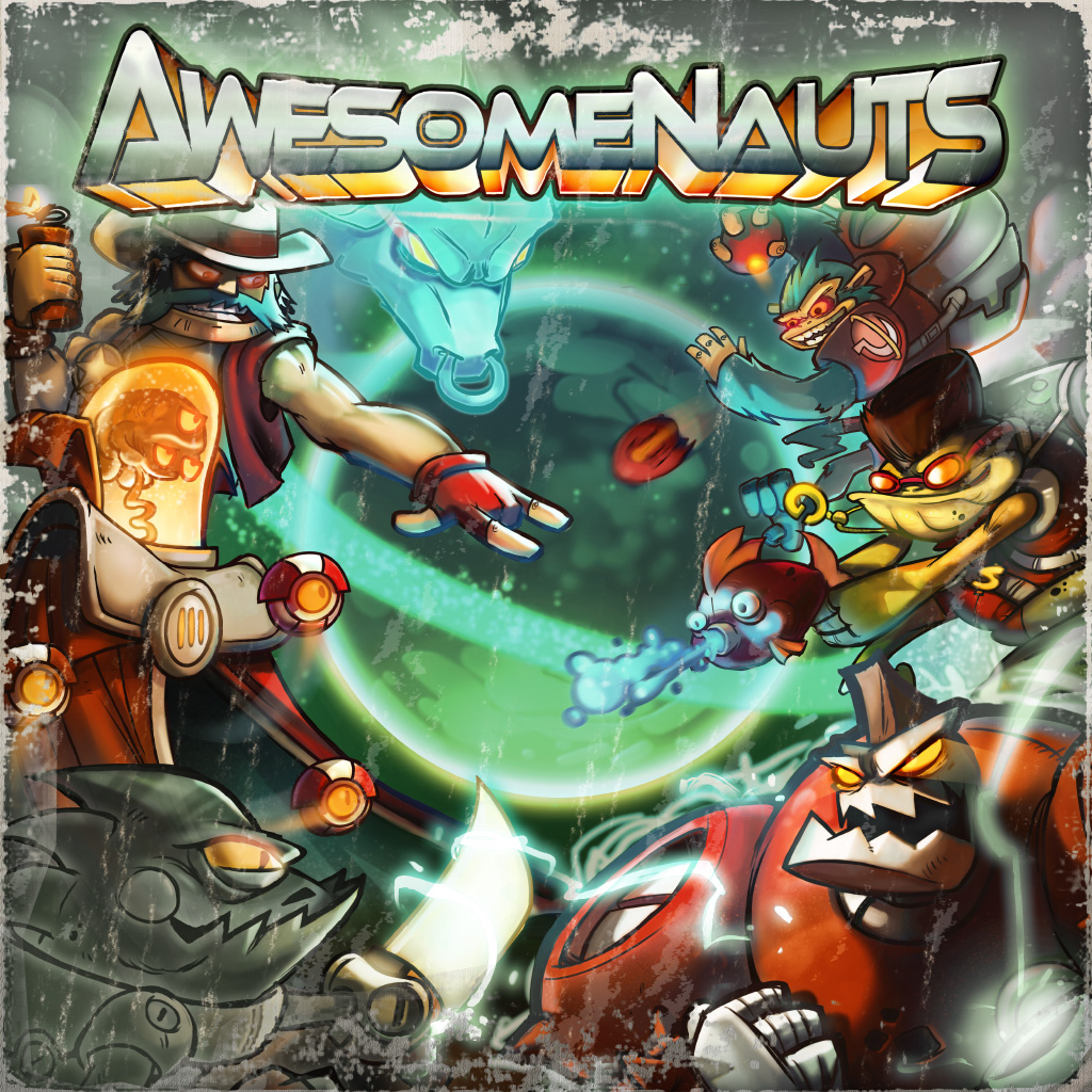 Update: Huge Awesomenauts vinyl record giveaway!