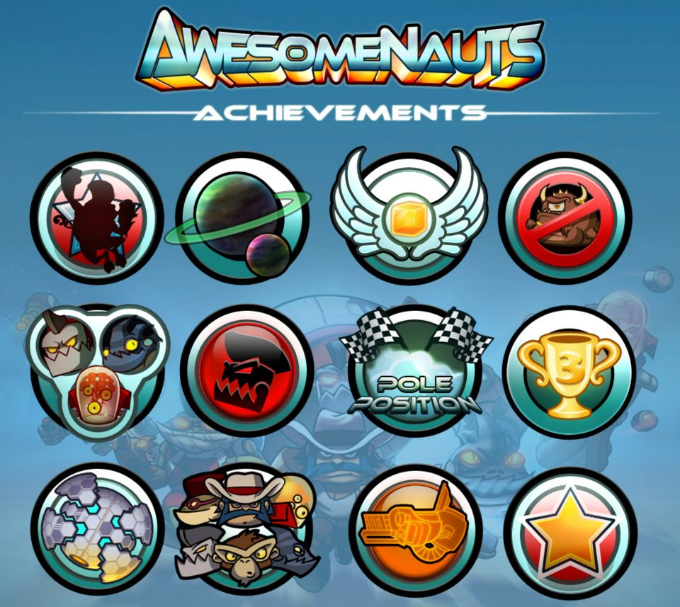 Awesomenauts achievements a reminder of Saturday mornings