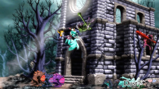 Dust: An Elysian Tail impressions from PAX East