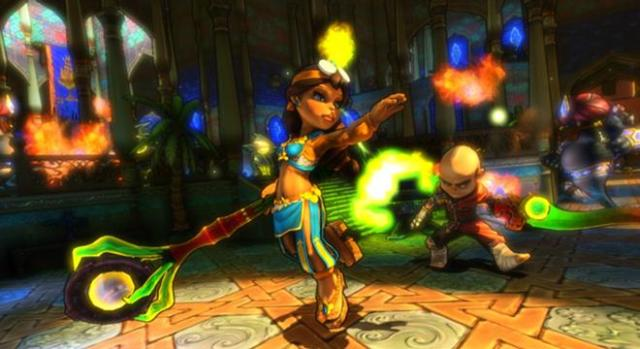 Dungeon Defenders gets patch, DLC on XBLA
