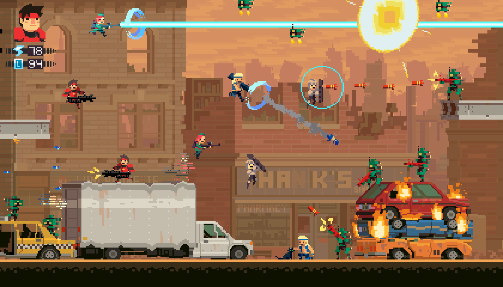 PAX East: Saving yourself to fight with your ghost in Super T.I.M.E. Force