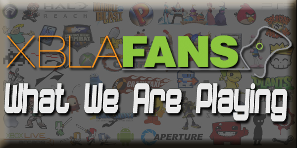 What we are playing: April 8