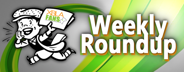 Weekly Roundup: April 1