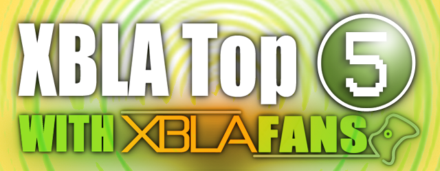 Friday Top Five: Top five XBLA in-game songs