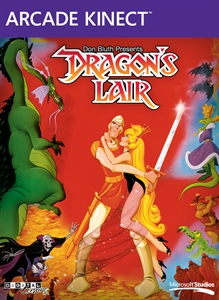 Dragon's Lair Kinects with XBLA May 18