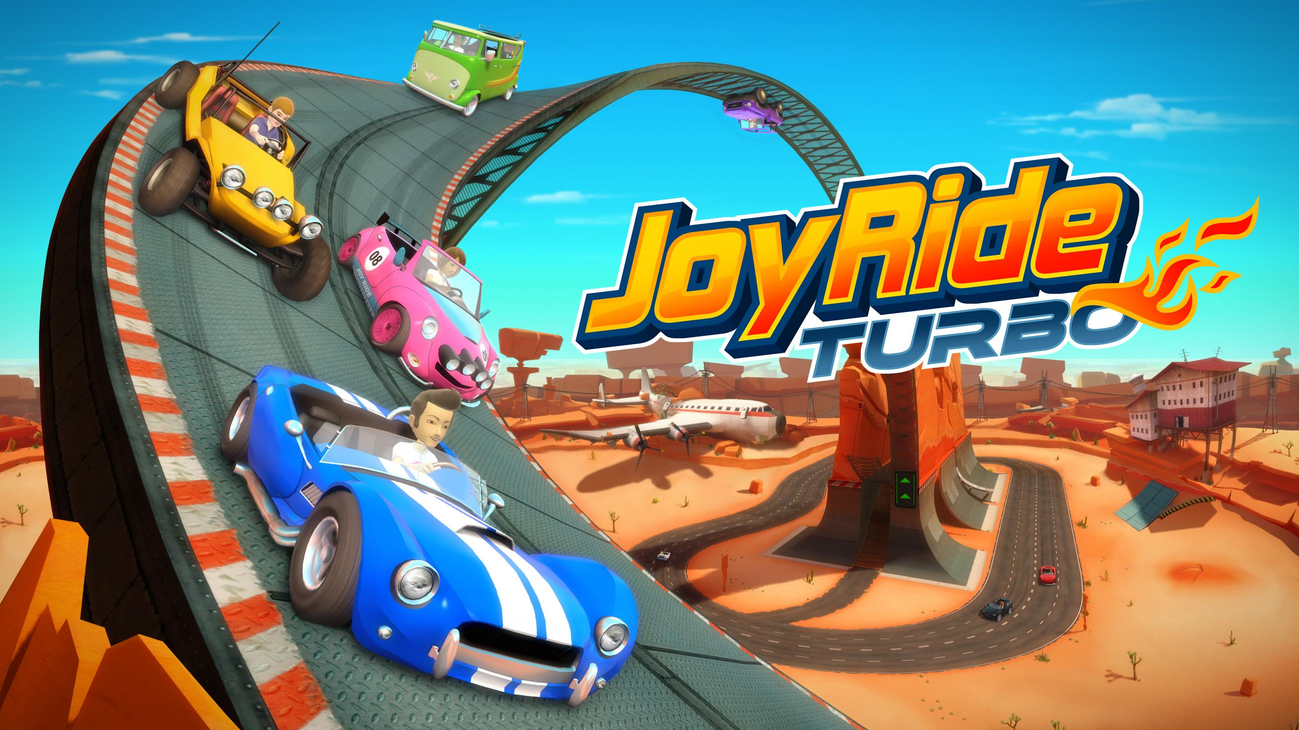 Joy Ride Turbo announced for XBLA
