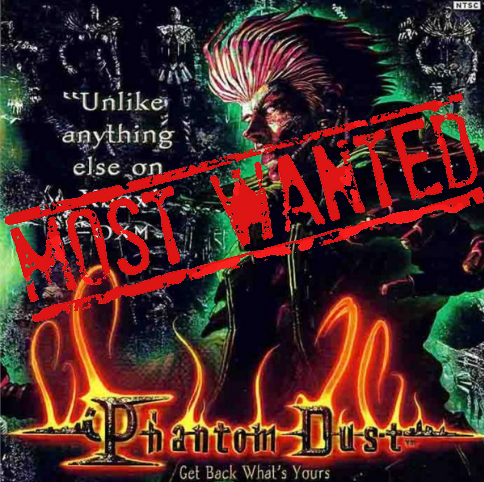 XBLA's Most Wanted: Phantom Dust