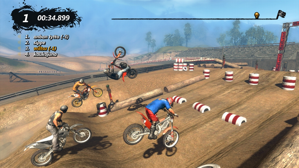 Trials Evolution receives server-side fix for Track Central