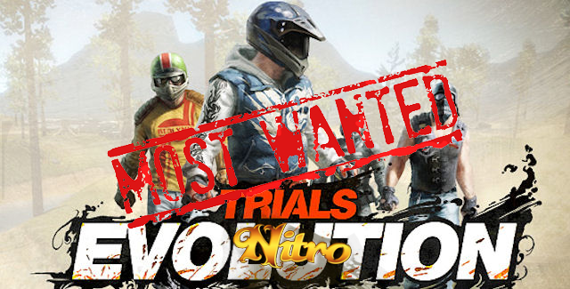 XBLA's Most Wanted: Trials Evolution Nitro Pack