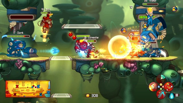 Awesomenauts patch likely coming in a few weeks