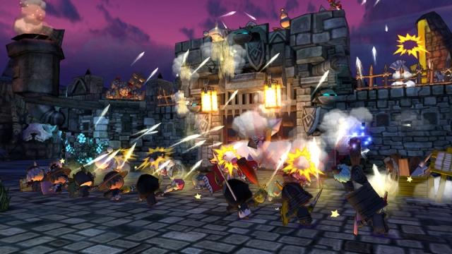 Happy Wars making North American debut at E3