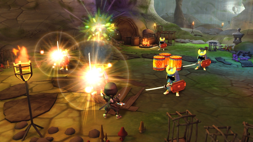 Mini Ninjas Adventures sneaks onto the Xbox Marketplace