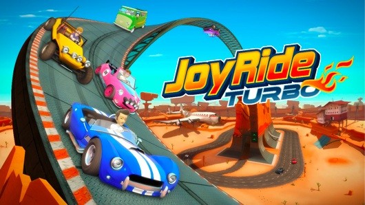 Joy Ride Turbo review (XBLA)
