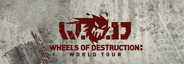 Around our Network: PSN Fans is giving away 50 copies of Wheels of Destruction.