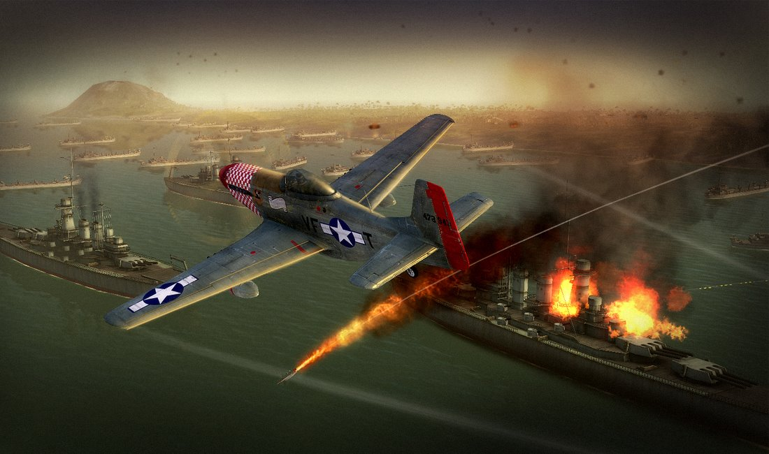 Dogfight 1942 to be released this year on XBLA, PSN, and Steam