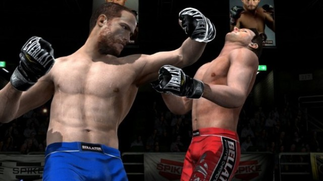 Bellator MMA patch details