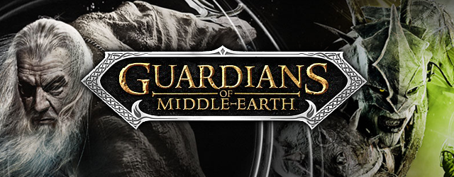 Gandalf and Gollum are Guardians of Middle-Earth