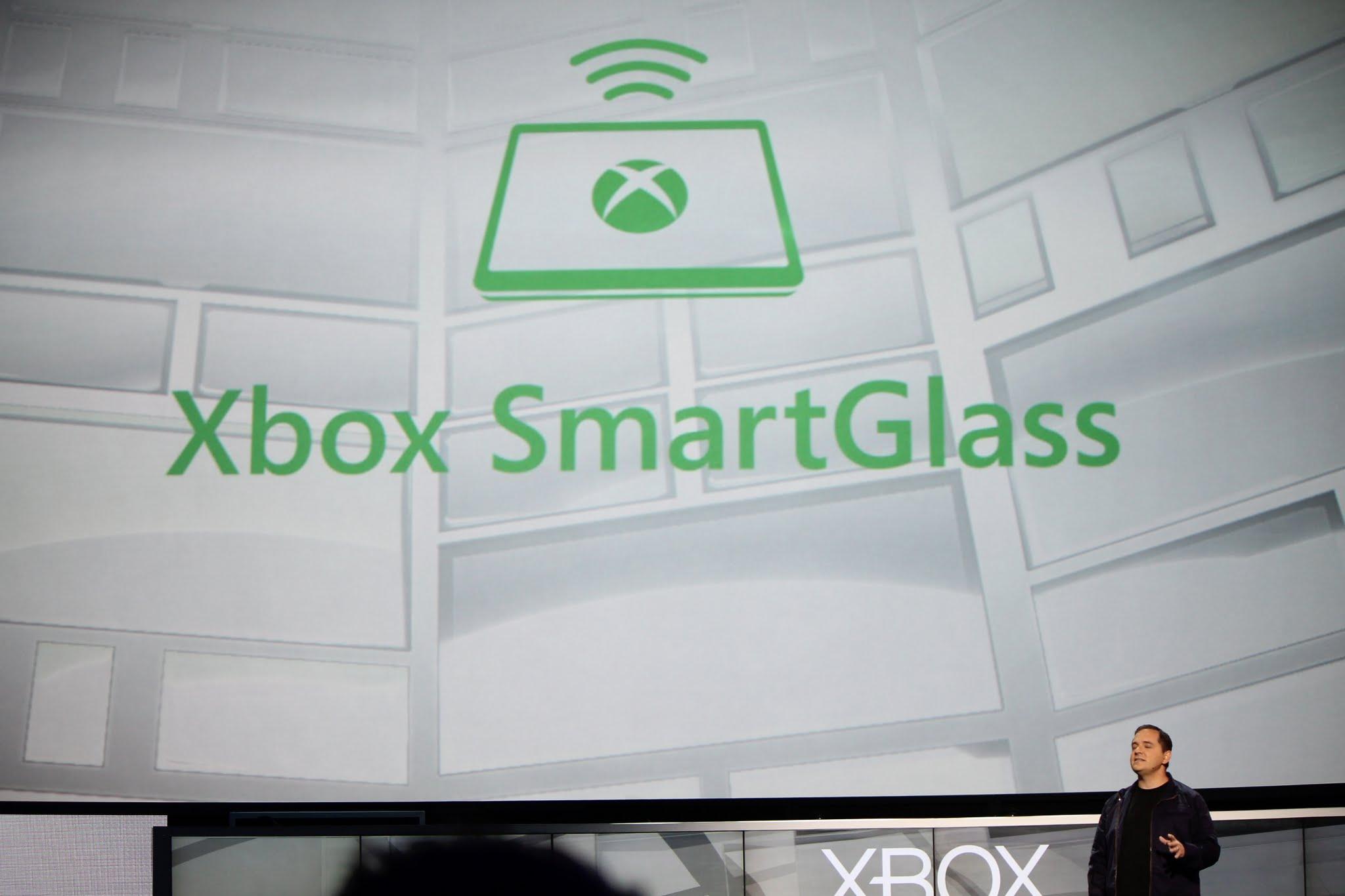 Microsoft releases SmartGlass dev kit
