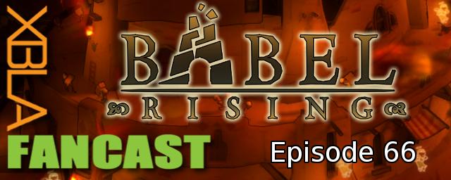 XBLAFancast Episode 66 – Unequip your socks