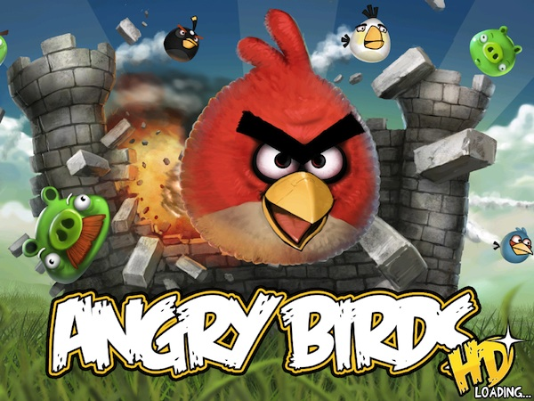 Angry Birds HD to be published by Activision for consoles