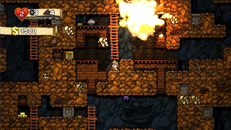 Spelunky enters certification for a hopeful summer release
