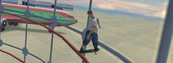 Tony Hawk's Pro Skater HD DLC will be $5, includes Airport from THPS 3