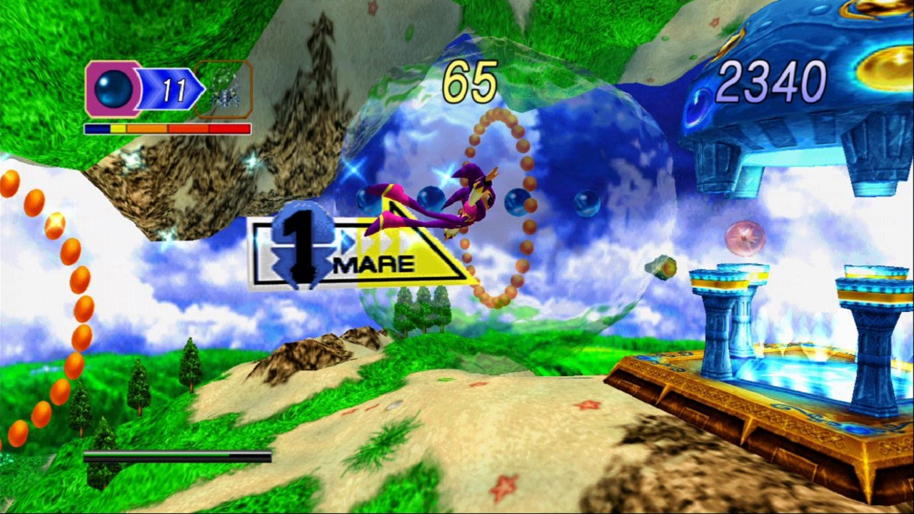 NiGHTS into dreams HD coming to XBLA this fall