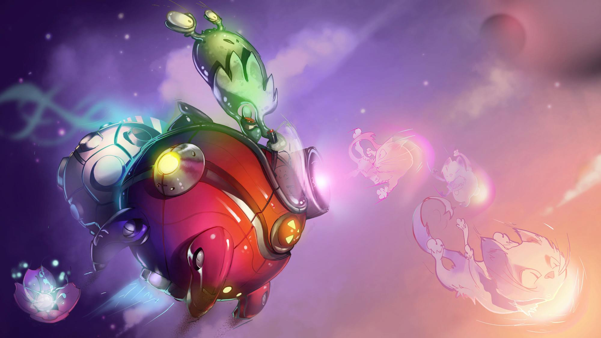 Awesomenauts 1.1 patch notes released, DLC characters detailed