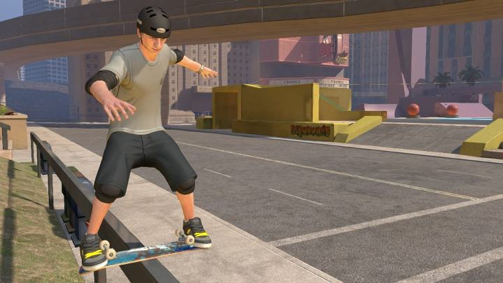 Tony Hawk's Pro Skater HD DLC gameplay videos